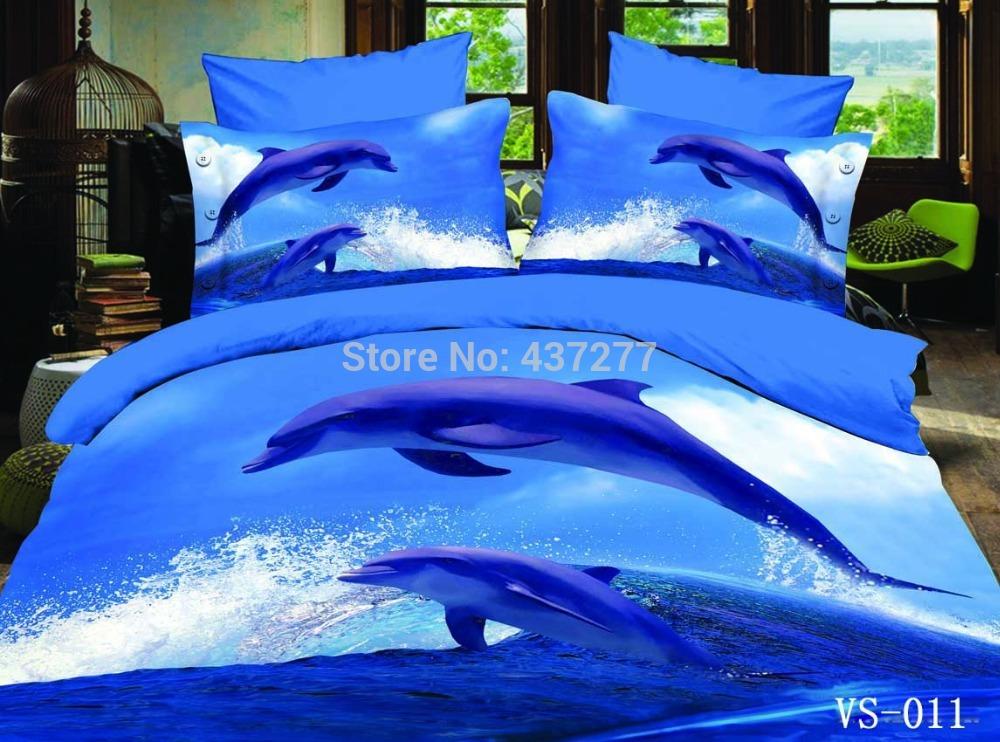 dolphin comforter set promotion online shopping for