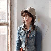 DG1396 Guo hat fashion cap Korean hot ladies fashion hat lady fisherman hat basin cap