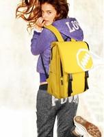 new fashionable men and women bag shoulder wind backpack backpack college students tourism travel bag
