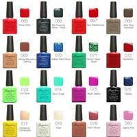 Choose one Sapphire Nail Gel Newest 80 Fashion UV Gel Polish 7.3 ML Shellac