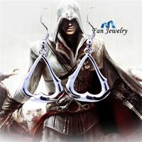 Assassin's Creed Games assassin drop earrings DMV501