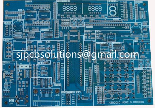 IPC Quality Quick Turn LCD Display PCB(China (Mainland))