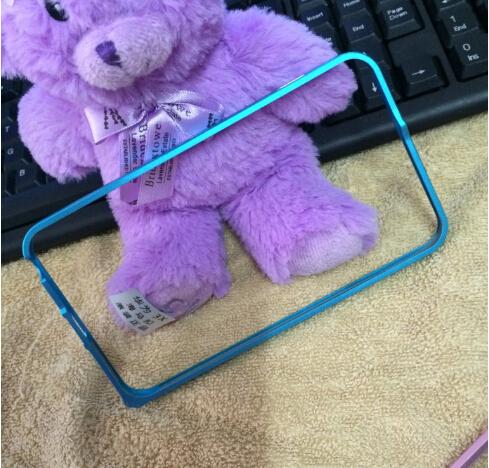 Metal frame of mobile phone straight edge mobile phone shell For Samsung I9220(China (Mainland))
