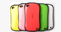 Free DHL shipping Korea style iface first class case for iphone 4 4s , PC+TPU shockproof hard case for iphone 4 4s 50 pcs/lot