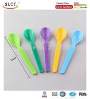 pp plastic honey spoon
