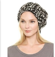 Europe Cute and comfortable ear pan head dome warm wool hat fashion cap free shipping