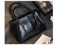 2014 women's fashion handbag leather vintage bag one shoulder handbag cross-body bag women handbags
