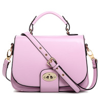 New winter wonmen's fashion handbag inclined shoulder bag, small women's college wind