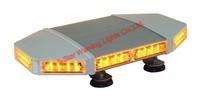 1W Free Shipping  Police LED mini Lightbars/Light Bars For Emergency Vehicle