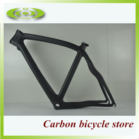wholesale/retail 3K Toray Full carbon road bike frame including racing bicycle frame fork+seatpost+headset+clamp