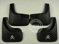 Free Shipping 2009-2012 Citroen Elysee Soft plastic Mud Flaps Splash Guard