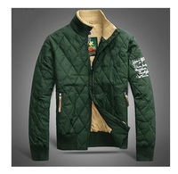 Winter Famous Brand Mens Warm Stand Collar Casual 90% White Duck Down&Parkas,Thicken Outdoor Jacket Coats Polo Chaquetas Hombre