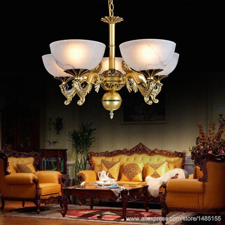 Modern led lustr chandelier glass tiffany quarto pendente pendant 5 five heads lighting for veranda balcony(China (Mainland))