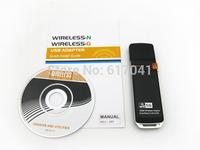 Gigabit Ethernet dual band 300mbps 2.4G&5G Wireless -N USB adapter usb network card