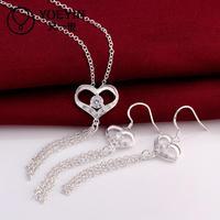 S716 2014 bulk sale cheap bridal party jewelry sets