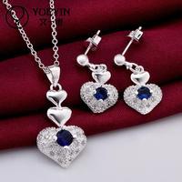 S772 2014 bulk sale cheap bridal party jewelry sets