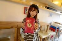 New Arrival High quality PU Cute Women's Handbag Messenger Bag, Women's Shoulder Bag, Phone Bag Enveiop Bag F020