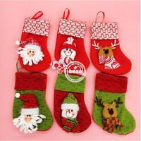 Free shipping christmas decoration Christmas stocking Hanging Stockings Decoration