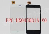 MOTO E818 touch-screen FPC - HX045031A - V0 / TG - 045-0225a-XLT touch screen handwriting