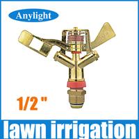 1/2'' Swing nozzle garden watering fountain garden sprinkler irrigation for farmland/lawn/garden HG08