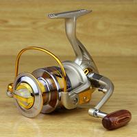 Free shipping EF series 10RB  Fishing Reels spinning reel Fishing Tackle metal Front Drag Spinning Reel