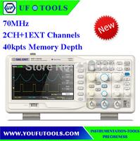 "SIGLENT SDS1072CNL  Digital Oscilloscope 100MHz 2Ch 1GS/s USB 7"" TFT LCD"