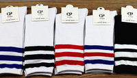 Whosale10pairs=20pcs=lot  Brand Socks Men's Casual Cotton Socks Colorful Dress Sock US Size (7.5~12) Free Shipping
