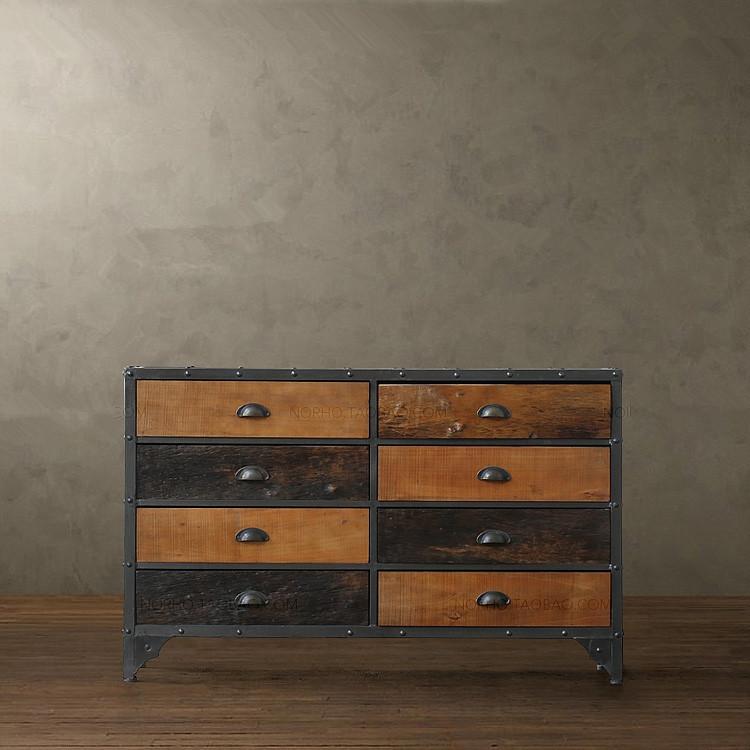 Online kopen wholesale metal locker nightstand uit china metal locker nightstand groothandel - Oude meubilair dressoir ...