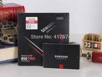 SAMSUNG 850 pro 2.5 -inch SATA series 256G  - 3 solid-state drives MZ-7KE256B/CN