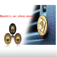 2PCS magnetic phone holder in car K1 Magnetic car holder For iphone Samsung Xiaomi lenove Cell Phone Free Shipping