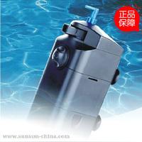 Aquarium Sensen jup-23 uv aquarium built-in pump filtration 13 tile oxygen germicidal lamp filter free shipping
