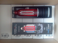 Wholesale---HydroMax X30 25pcs Red! Famous Pumps All Over The World!! Free Shipping By EMS!!!