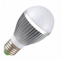 Free Shipping E27 Led Bulb 3W 5W 7W 9W  LED Lamp AC85-265V White/Warm White E27 led lamp High Power 1w Epistar E27 led