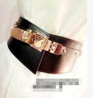 Light autumn Ms. King for wide buckle belt,belts for women,mens belts luxury,belts for men