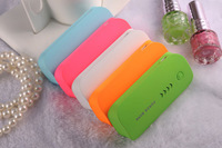 Hot Sale Power Bank 5600mAh Portable Charger USB External Battery Pack WIth Indicator Light For Mobile Phone