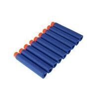 2014 New HE Eco-Friendly 100pcs 7.2cm Refill Darts for Nerf N-strike Elite Series Blasters Kid Toy Gun EH
