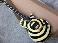2015 New Custom Electric Guitar EMG 81/ 85 active Pickup In Stock China guitars