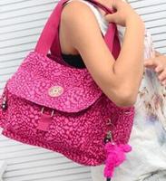 Free shipping 2014 New Hot! women nylon kippl kip handbagshoulder monkey bags travel casual desigual bags waterproof laptop bags