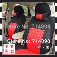 car seat cover proper fit for volkswagen bora golf santana passat lavioa polo jetta sagitar volkswager sandwich car seat covers