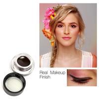 HOT Water-proof And Smudge-proof Cosmetics Set Eye Liner Kit in Eye Makeup Gel Eyeliner by Music Flower