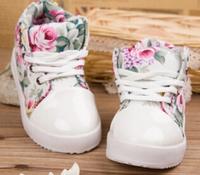 Retail 1pair Children cartoon brand Snow boots angel wings kids' shoes children shoes 21 22 23 24 26 27 28 29 30