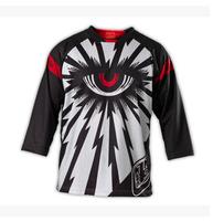 2015 the newest TroyLeeDesigns Moto motocross riding jersey T-shirt/racing suits cotton Racing T shirt-O053