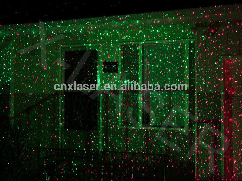Green Firefly Landscape Laser Light