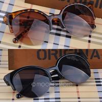 Free shiping 2014 Vogue Fashion Glasses Vintage Sunglasses Brand Designer Feminino Women Original  FYMPJ093
