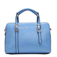 New female bag fashionable women's big aslant handbag