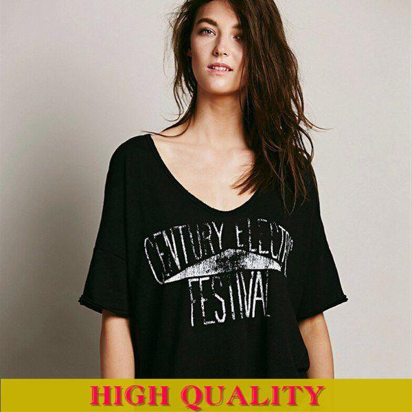 Женская футболка SouthStore 2015 Blusas T T Z6051 женская футболка t 2015