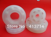 20 pcs/lot PP/PE/UPE Plastic Bearing with glass balls 6002  (15*32*9mm) Good quality