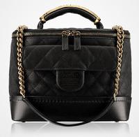 Vanity Case Designer brands Women in large capacity makeup bag Cosmetic Cases Trunk Handbag
