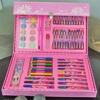 free shipping,Crayon gift box set child drawing pen watercolor stationery combination packs