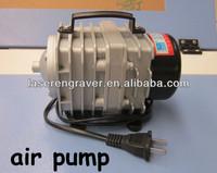 Laser factory air pump for laser engraving machine